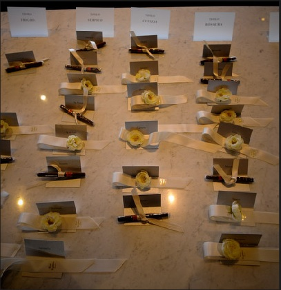 Difiorefotografi avellino feudi di san gregorio ristorante marenn originali segnaposto - Idee originali per segnaposto matrimonio ...