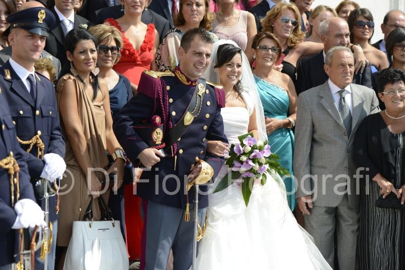 Matrimonio In Alta Uniforme Esercito : Matrimonio in divisa picchetto d onore
