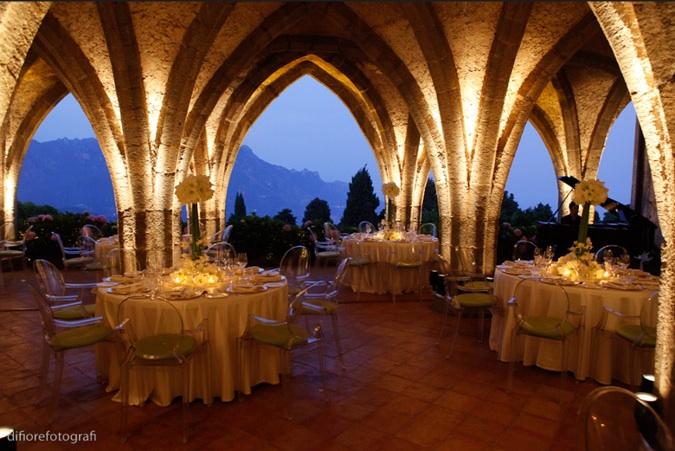 Matrimonio In Villa Cimbrone : Clicca sulla foto